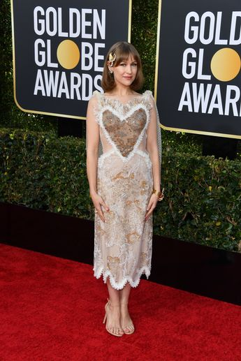 The Best Dressed Celebrities on the Golden Globes 2019 Red Carpet