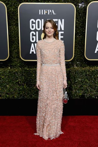 The Best Dressed Celebs At The Golden Globes