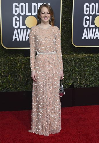 Golden Globes 2019: Best fashion on the red carpet