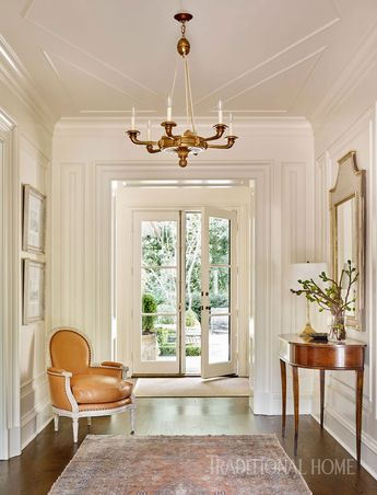 Elegant Atlanta Home with a Quiet Palette
