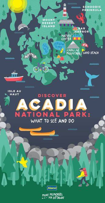 Things to See and Do in Acadia National Park