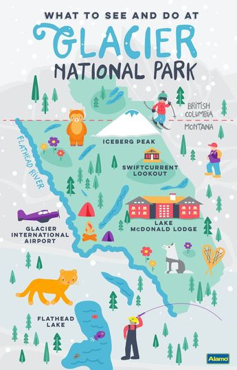 Things to See & Do at Glacier National Park