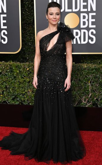 Gaga! Bradley! Idris! See Every Single Star Arriving to the Golden Globes