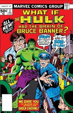 What If... series from Marvel Comics