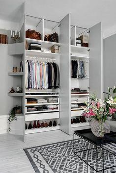 Garderob tips – 4 lätta steg till drömgarderoben