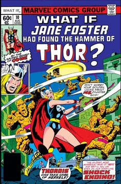 What If... series by Marvel Comics