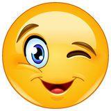 Blinzeln Von Emoticon - Wählen Sie aus über 61 Million qualitativ hochwertigen, lizenzfreien Stockfotos, Bilder und Vektoren. Melden Sie sich noch heute KOSTENLOS an. Bild: 19925908