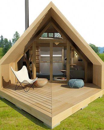 Mountain House MX1 #A-FrameHouse