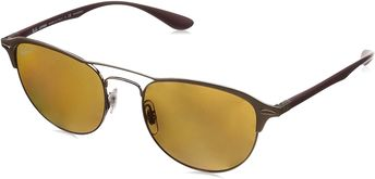 3ad5f897dab8e Amazon.com  Ray-Ban Men s 0rb3593 Polarized Square Sunglass