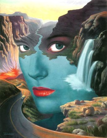 50 Best Surreal Paintings and Art works from Top artists