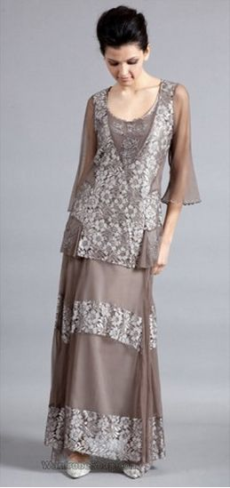 Mother of the Bride and Groom Dresses: Accessorized