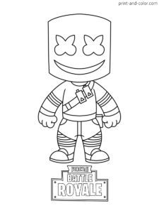 Fortnite Carbide Coloring Pages Buy V Bucks Online