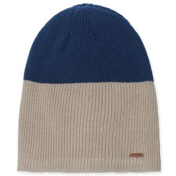 bb0ce9660a9 Fleece Lined Beanie Hat Men s Winter Warm Knit Ski Skull Solid Color C –  Valentafashion