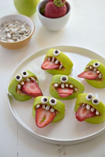 38 Fun (and Delicious!) Halloween Snacks for Kids