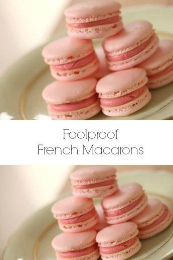 Beth's Foolproof Macaron
