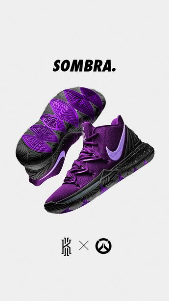 best loved 7bd2c 86a17 Nike Kyrie 5 X Overwatch Concepts on Behance