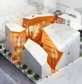 House of arts and culture proposal by KAPUTT!, via SerialThriller™️