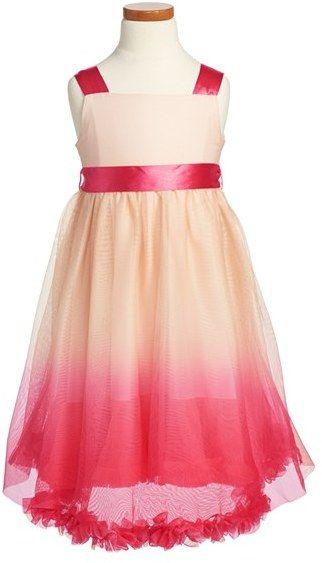 7d8cc8ef6ec ilovegorgeous 'Dancing Desert' Dip-Dye Sleeveless Dress (Toddler Girls,  Little Girls