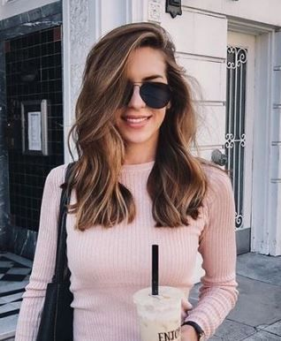The cut! I would love this length, but I love my long hair!