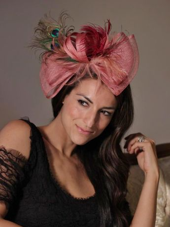 Lady Anna Hat by Louisa Voisine Millinery - SOLD OUT