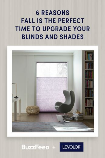 6 Reasons Fall Is The Perfect Time To Upgrade Your Blinds And Shades