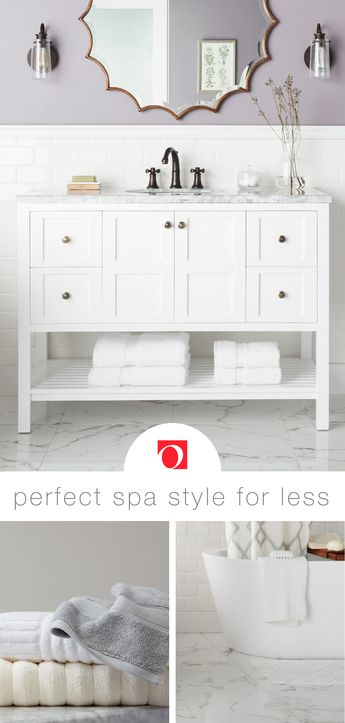 Enjoy a relaxing spa day from the comfort of your home with luxe towels, stylish accessories, and spa accents that will transform your master bath into the ultimate retreat. Shop thousands of products at the lowest prices with Overstock.