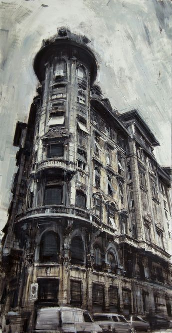 Les nouveaux Paysages urbains en Mouvement de Valerio D'Ospina