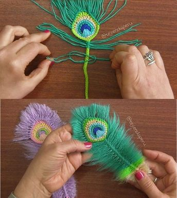 Mobile LiveInternet Photo and video master class on making bookmarks peacock feather   MarSer - Diary MarSer  