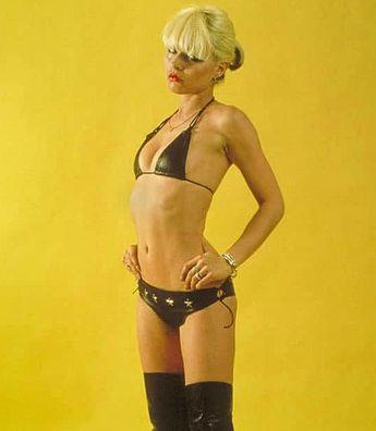 1977. Debbie Harry