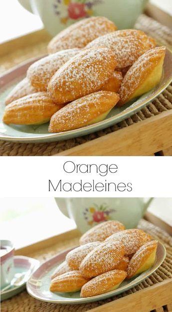 Easy Madeleine