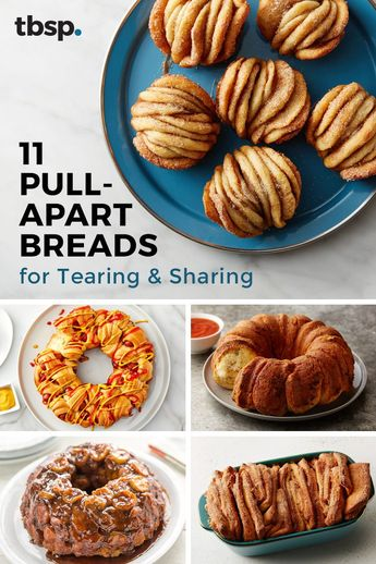11 Pull-Apart Breads For Tearing and Sharing