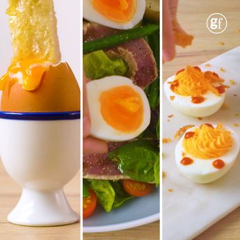 How to boil an egg perfectly