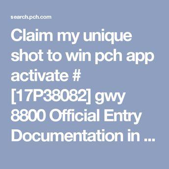 Pch Entry