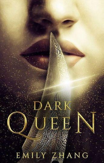 The Magic Shop (A Graphic Portfolio) - Dark Queen