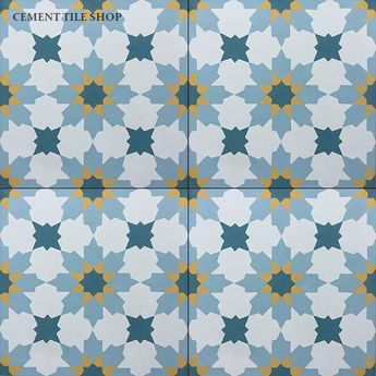 Cement Tile Shop - Handmade Cement Tile | Tess I