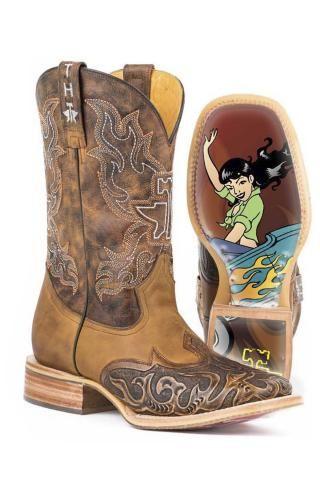 1d19317c050 Urban Western Wear  urbanwestern · Men s Cowboy Boots Tin Haul Brown Smokin  Hot