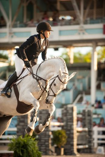 Scott Lico has these pointers on keeping your horse focused and balanced while jumping a course, courtesy of Practical Horseman Magazine.
