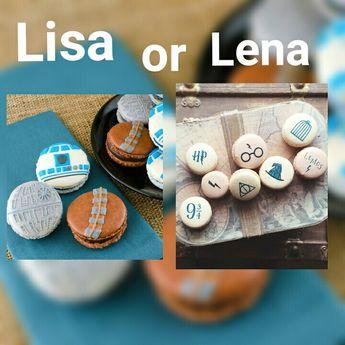 Lena and lisa