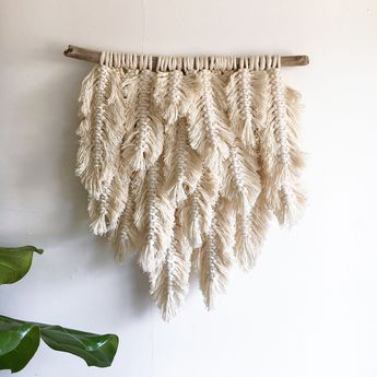 Happy Sunday! Newly added hangings to the site today, and more on the way as quickly as I can make them! Other styles that have sold out…