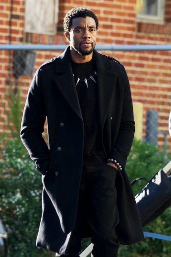 chadwick boseman   Chadwick Boseman (42) is no stranger to