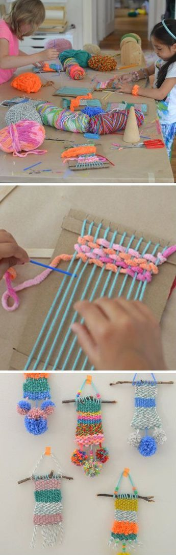 Easy Recycling Crafts For Kids