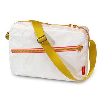 d455f94d99 Engel Shoulder Bag - Zipper White