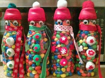 The Incredible Way To Upcycle Old Bottles Into Stunning Holiday Decorations