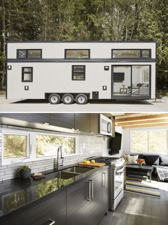 18 Tiny Houses on Wheels Design Ideas to Clone