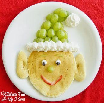 Christmas Breakfast: 10 Pancakes Kids Will Love