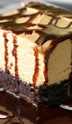 Peanut Butter Brownie Dream ~ fabulous... down-right tasty dessert!