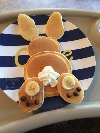 Move over Mickey Mouse pancakes — these adorable Easter breakfasts are taking over this month