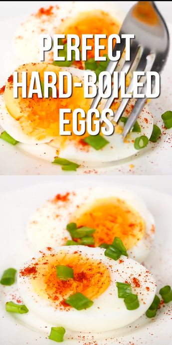 Learn how to make perfect hard-boiled eggs in only 7 minutes. Try my fool-proof method for the best and easiest hard boiled eggs. They peel so easily. Great for breakfast! #breakfast #brunch #deviledeggs #easter #hardboiledeggs #eggs #glutenfree #Paleo #whole30