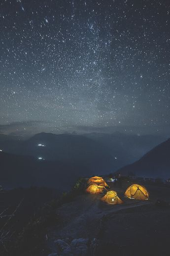 36 Ways to Be Free and Praise Nature Through Camping