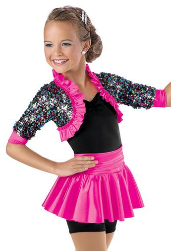 1c66b2adb Sequin Shrug Peplum Biketard -Weissman Costumes(my new philosophy)